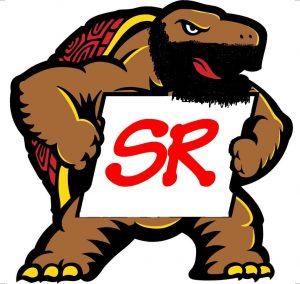 brovember turtle mascot