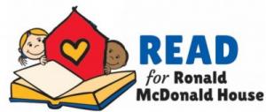 reading for Ronald McDonald house logo
