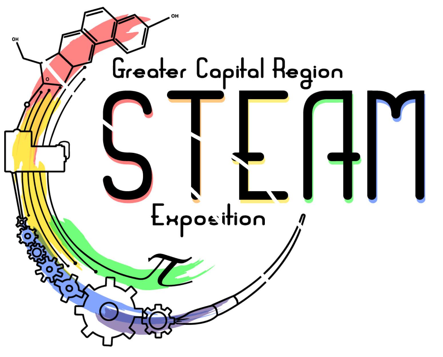 2019 STEAM Expo logo